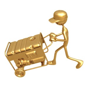 The benefit of Cyber Monday Deals on portable generators is having them delivered directly to your home.