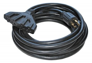 Westinghouse WGC extension cord for portable generators