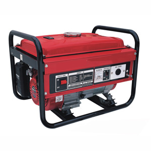 how does a portable generator work unspecified 1500W portable generator