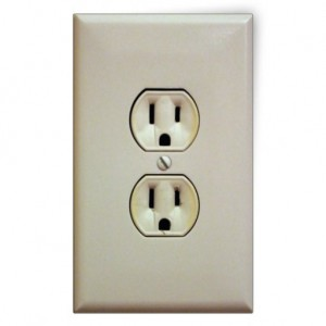 wall outlet standard