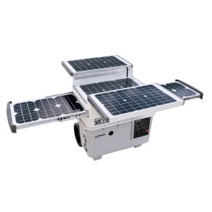 portable solar power inverter