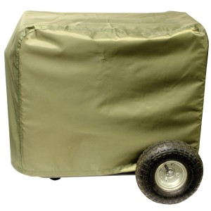 The sportsman portable generator cover is for storing a portable generator only
