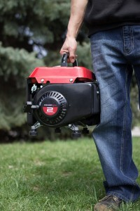 The powerpro 56101 is lightweight and portable.